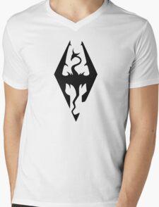 Skyrim Logo Black T-Shirt