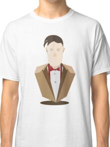 Eleventh Doctor - Yellow Classic T-Shirt