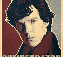 Sherlock Trilogy BC - Rustic by ifourdezign