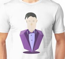 Eleventh Doctor - Purple Unisex T-Shirt
