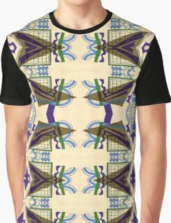 Art Deco 14 Pattern Graphic T-Shirt