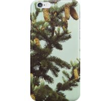 Pine Cone Lane iPhone Case/Skin