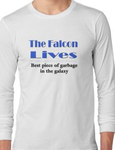 The Falcon Lives Long Sleeve T-Shirt