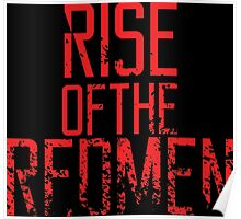 Rise of the Redmen Poster