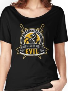 Evil League of Evil Women's Relaxed Fit T-Shirt