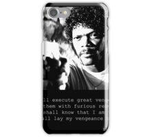 Samuel L Jackson Vengence iPhone Case/Skin