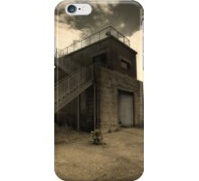 Bomb Ballistics Building iPhone Case/Skin