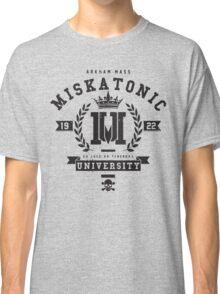 Miskatonic University Crest Classic T-Shirt
