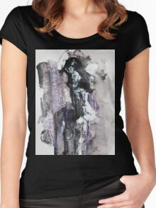 SP No.23 Women's Fitted Scoop T-Shirt