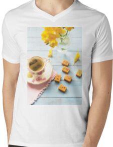 Ladies' Afternoon Mens V-Neck T-Shirt