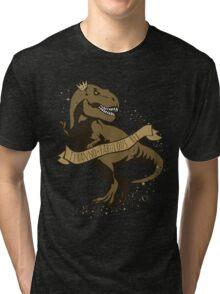 tyranno fabulous rex #2 Tri-blend T-Shirt