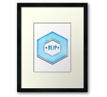 Shine (*Blip*) Framed Print