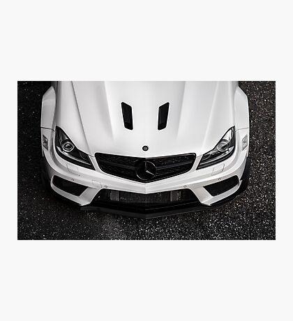 C63 AMG Black Series Photographic Print
