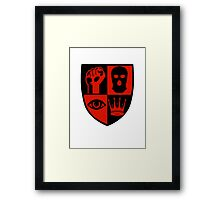Revolution Patch Framed Print