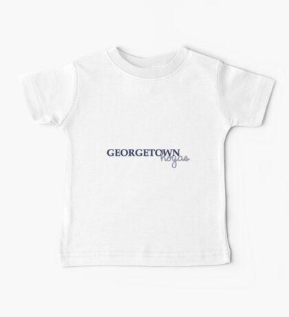 Georgetown University Baby Tee