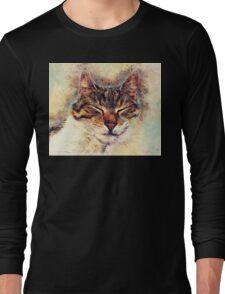 Cat Saba Long Sleeve T-Shirt