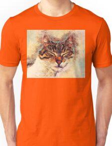 Cat Saba Unisex T-Shirt