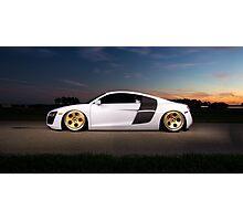 2015 Audi R8 Photographic Print