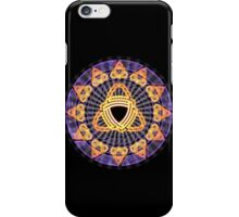 Triskelis iPhone Case/Skin