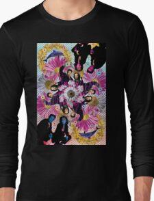 alien hunters from the flower planet Long Sleeve T-Shirt