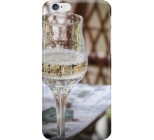 A Toast to Quiet Times iPhone Case/Skin