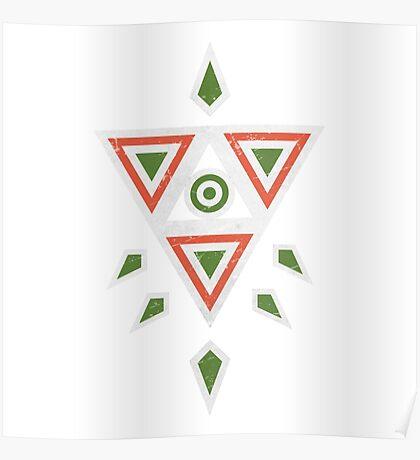 Wind Waker Logo - Grandma's House Poster
