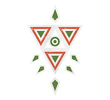 Wind Waker Logo - Grandma's House Photographic Print