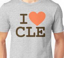 I HEART CLE - CLEVELAND Unisex T-Shirt