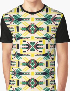 Art Deco 25 Pattern Graphic T-Shirt