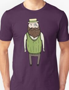 Gentleman with monocle T-Shirt
