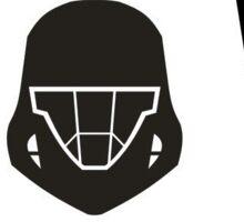 ODST Helmet Logo Sticker