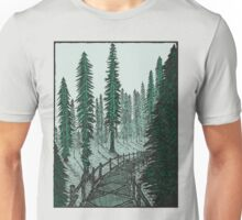 Carbon Canyon Redwood Grove Trail Unisex T-Shirt