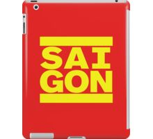 SAIGON iPad Case/Skin