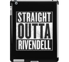 Straight Outta Rivendell iPad Case/Skin