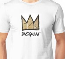 King Basquiat Unisex T-Shirt