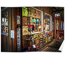 Virginia City Mom Cave  Poster