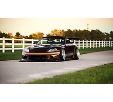 One of a kind S2000 Photographic Print