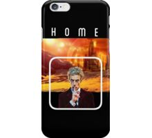 Home... The Long Way 'Round. iPhone Case/Skin