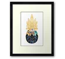 Precious Pineapple 1 Framed Print