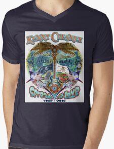 KENNY CHESNEY TOUR 2016 SPREAD THE LOVE Mens V-Neck T-Shirt