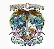 KENNY CHESNEY TOUR 2016 SPREAD THE LOVE Unisex T-Shirt