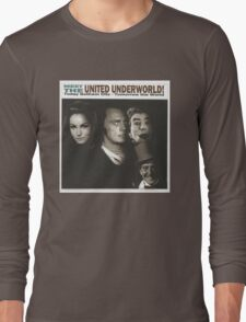 Meet the United Underworld Long Sleeve T-Shirt