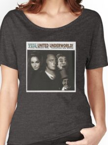 Meet the United Underworld Women's Relaxed Fit T-Shirt