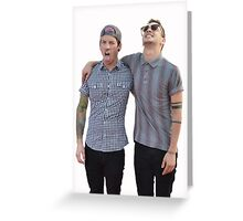 Tøp Phone Cases Greeting Card