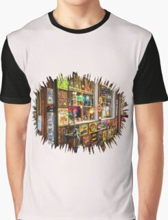 Virginia City Mom Cave  Graphic T-Shirt