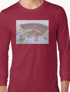 Reddy Fox and the Frog Chorus Long Sleeve T-Shirt