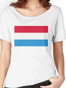 National flag of Holland Women's Relaxed Fit T-Shirt