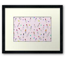 Lippys  Framed Print