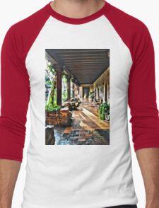 Antigua Men's Baseball ¾ T-Shirt