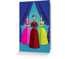 The Tremaine Family Greeting Card